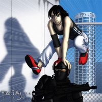 Can't wait for Mirror's Edge by HertzaHaeon