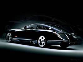 Maybach Excelero by Webby-B