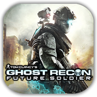Tom Clancys Ghost Recon Future Soldier Game Icon 2 by Wolfangraul