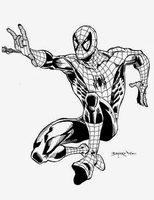 SPIDEY FUNDRAISING PIECE by FanBoy67
