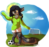 goal!! by MegaCherrio