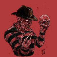 freddy by colepetersonart