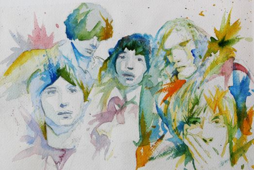 the strokes by eltricko