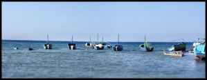Hurghada fishers bay - egypt by kenpunk79