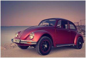 VW Beetle 03 by Deformity
