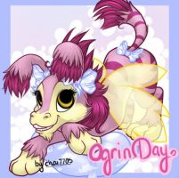 ogrin day by cuppiecakes