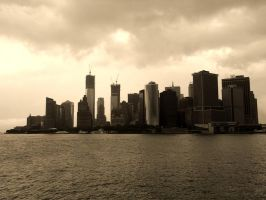 New York... by DLeed