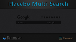 Placebo Multi-Search English version by WwGallery