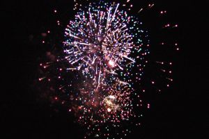 Fireworks by FrogDailey