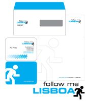 Follow Me Lisboa-Corporate ID by Red-Army