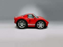 Mini Ford GT by hamsher