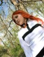 Cosplay: Orihime 1 by rainbowpunk10