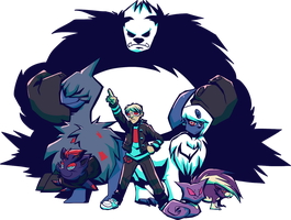 Gym Leader by angieness