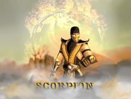 Scorpion by DizNot
