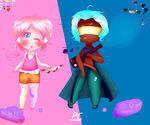 (OPEN) ADOPTABLES by PuppetChainsaw