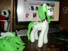 First MLP custom I ever made. by PollyRockets