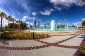 Fountain HDR 2 by 904PhotoPhactory