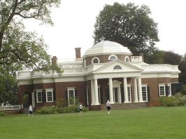 Monticello by Archanubis