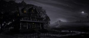 Haunted House by epletz