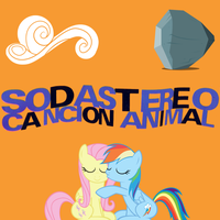 Soda Stereo - Cancion Animal (My Little Pony) by AdrianImpalaMata