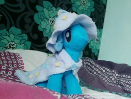 Trixie Commission 6 by DappleHeartPlush