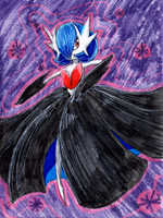 Mega Gardevoir (SHINY IS BEST) by Radiant-Lyxill