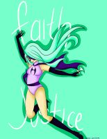 Faith Justice by iiKiui