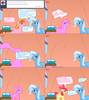 Ask Twilight and Copycat #17 by Kendell2