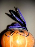 Masked Pumpkin 4 by 23Toucans