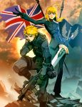 Saber - Who Dares Wins by GENZOMAN