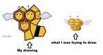 Combee by Dgolddc