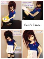 Sami's Doodles +Photostory+ by StellaStarfish