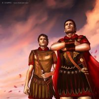 romans by charro-art