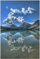 Bow Lake 3 by od1e