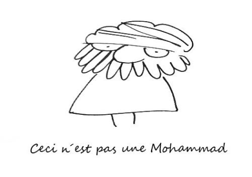 Ceci n'est pas une Mohammad by paranoidanders