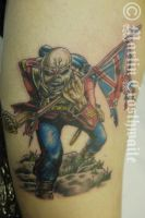 Trooper tattoo by mxw8