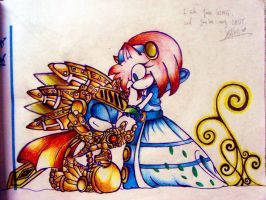 Be My Lady by ahaaha123
