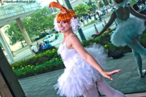 Otakon 2014 - Princesses of Dance(PS) 15 by VideoGameStupid