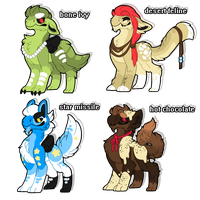 harvus adopts || closed by hopscotched