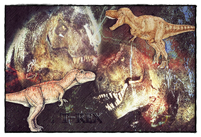T-Rex by stasiabv