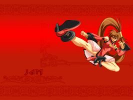 Jam guilty gear by ShadowxSiegfried