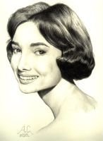 Mizz-Audrey-Hepburn-Drawing by the-hurukai