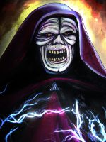 Star Wars Emperor Palpatine po by The-Mattness