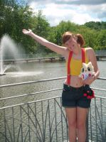 Misty Cosplay 1 by Ambrosial-Wolf