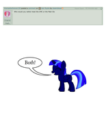 Ask Mystie 29 by steamdiesel