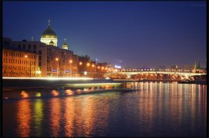 evening embankment 2 by restive-wench