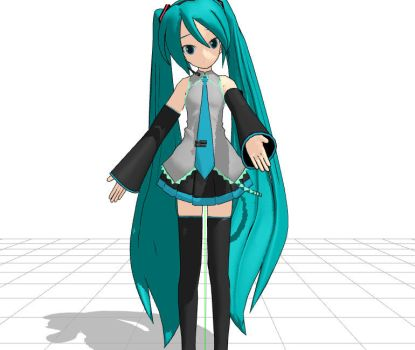 My First Attempt at an MMD Pic by Guy8288