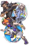 TWEWY- Week 2 by BetaoftheBass