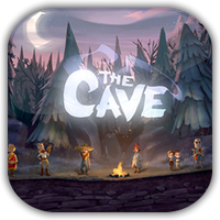 The Cave Game Icon by Wolfangraul