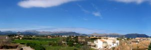 Alcudia panorama by Nurk91